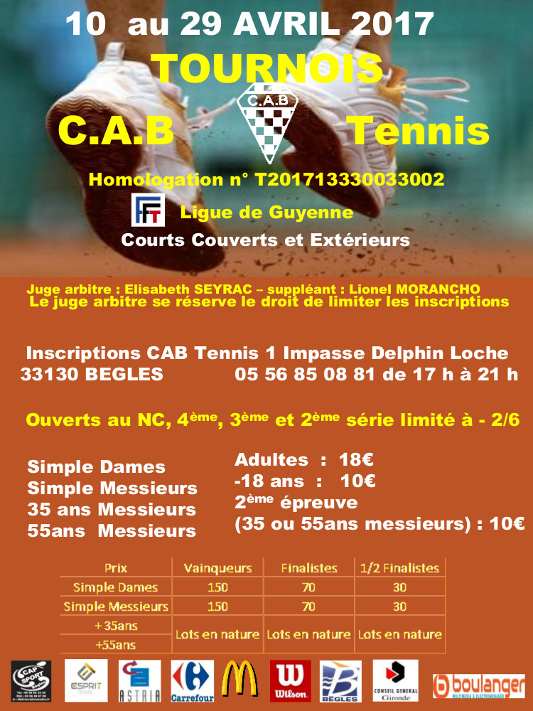 AFFICHE TOURNOI ADULTES 2017